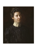 Portrait of Mary Adeline Williams  1899