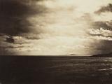 Cloudy Sky  Mediterranean Sea  1857