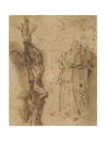 Study for Polycrates Crucifixion  C1662