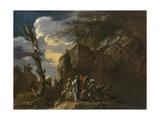 Polycrates' Crucifixion  C1664