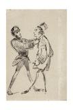Policeman and Citizen  1855