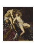 Tarquin and Lucretia  C1578-80