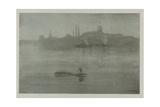 Nocturne  1878  Published 1887