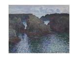 Rocks at Port-Goulphar  Belle-Île  1886