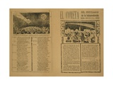 The Comet  1899  Printed 1910
