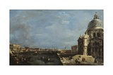 The Grand Canal  Venice  C1760