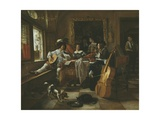 The Family Concert  1666