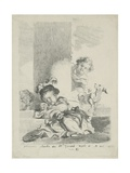 The Child and the Cat  1778