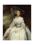 Mrs Francis Russell  1785-87