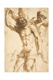 Study for the Martyrdom of Saint Bartholomew  1635-36