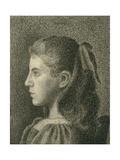 Portrait of Berthe Serruys  1894