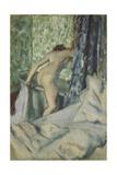 The Morning Bath  1887-90