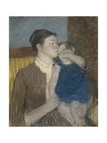 Young Mother  1888