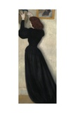 Slender Woman with Vase  1894