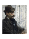 Portrait of Alphonse Maureau  C1880