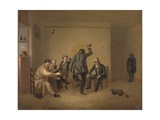 Bar-Room Scene  1835