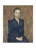 Portrait of the Artist's Sister  1891