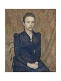 Portrait of the Artist's Sister  1891