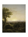 New England Scenery  1839