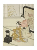 The Autumn Moon in the Mirror (Kyodai No Shugetsu)  C1766
