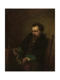 Self-Portrait  1863