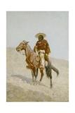 A Mexican Vaquero  1890