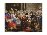 The Wedding at Cana  C1686