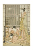 The Ninth Month  from the Series Twelve Months in the South (Minami Juni Ko)  C1784
