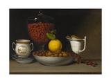 Still Life - Strawberries  Nuts  C1822