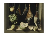 Still Life with Game Fowl  1600-03
