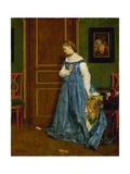 Hesitation  Possibly Madame Monteaux  C1867