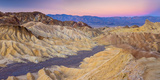 Usa  California  Death Valley National Park  Zabriskie Point