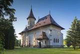 Romania  Bucovina Region  Suceava  Orthodox Monastery of St John the New