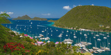 Caribbean  British Virgin Islands  Tortola  Sopers Hole