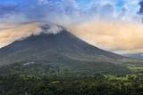 Central America  Costa Rica  La Fortuna  Arenal Volcano and National Park