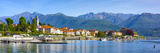 The Idyllic Lakeside Village of Baveno  Lake Maggiore  Piedmont  Italy