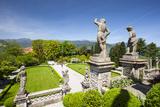 The Wonderfully Ornate Baroque Gardens of the Teatro Massimo  Isola Bella  Lake Maggiore