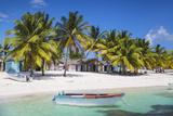 Dominican Republic  Punta Cana  Parque Nacional Del Este  Saona Island  Mano Juan