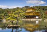 Japan  Kyoto  Kinkaku-Ji  -The Golden Pavilion Officially Named Rokuon-Ji