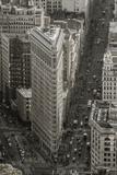 Usa  New York  Manhattan  Midtown  the Flatiron Building