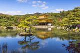 Japan  Kyoto  Kinkaku-Ji  -The Golden Pavilion Officially Named Rokuon-Ji