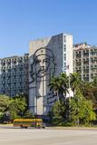 Ministerio Del Interior  Plaza De La Revolucion  Vedado  Havana  Cuba