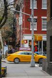 Bleeker Street  Greenwich Village  Manhattan  New York City  New York  USA
