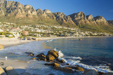 Camps Bay  Cape Town  Western Cape  South Africa