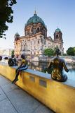 Germany  Deutschland Berlin Berlin Mitte Berlin Cathedral  Berliner Dom