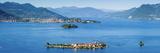 Idyllic Isola Dei Pescatori (Fishermen's Islands)  Borromean Islands  Lake Maggiore