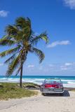 1959 Dodge Custom Loyal Lancer Convertible  Playa Del Este  Havana  Cuba