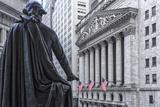 Usa  New York  New York City  Lower Manhattan  Wall Street