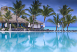 Dominican Republic  Punta Cana  Cap Cana  Swimmkng Pool at the Sanctuary Cap Cana Resort and Spa