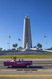 Jose Marti Memorial  Plaza De La Revolucion  Vedado  Havana  Cuba